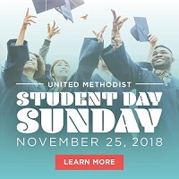 Learn more about United Methodist Student Day