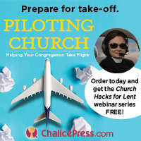 Piloting Church from Chalice Press