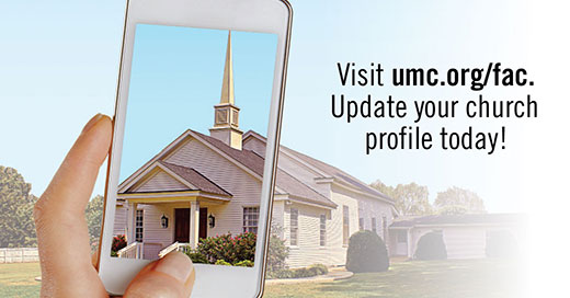 help people find your church