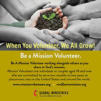When you volunteer, we all grow