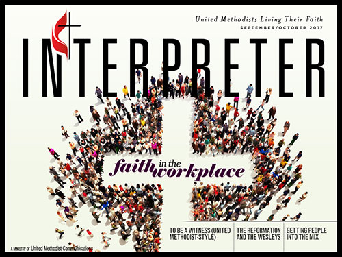 Read your free issue of Interpreter now!