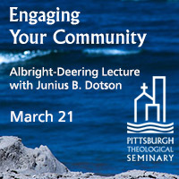 Engaging Your Community lecture March 21