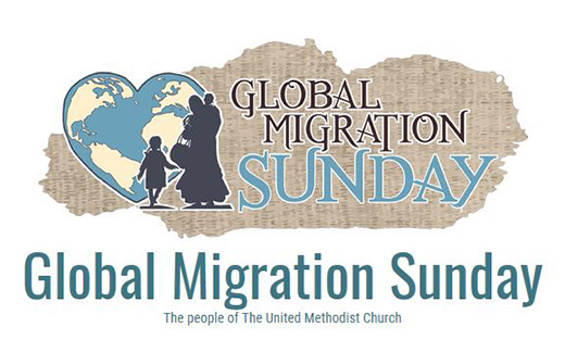 please participate to help the displaced on Global Migration Sunday