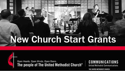 money to help you promote a new church start
