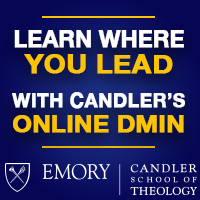 Learn where you lead with Candler's online DMin